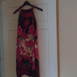 Alfani print dress